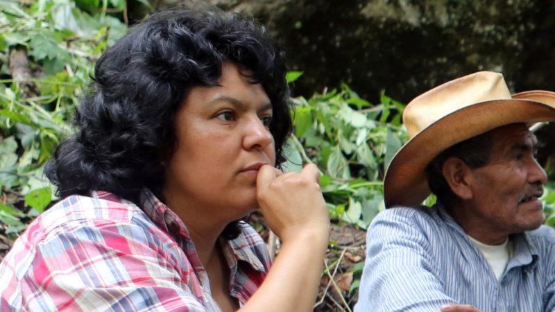 NYT Op-Ed: Murdered for Activism in Honduras