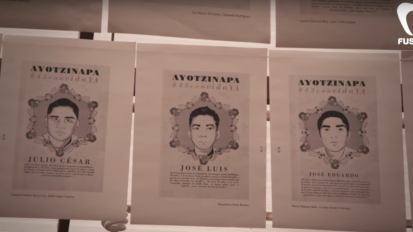 Ayotzinapa Survivor Seeks Justice Over the Kidnapped 43 Students